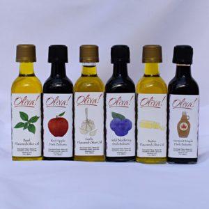Oliva! EVOO Berkshires Gift Set