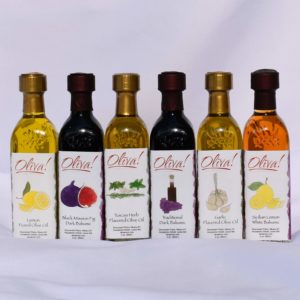 Oliva! EVOO Best Sellers Gift Set
