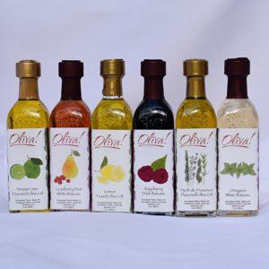 Oliva! EVOO Salad Dressing Variety
