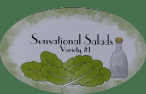 Oliva! EVOO Sensational Salads