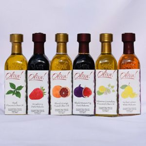 Oliva! EVOO Salad Dressings 2